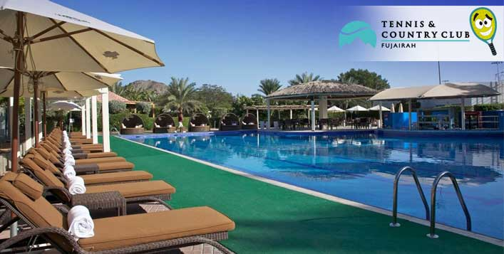 The Tennis and Country Club, Fujairah