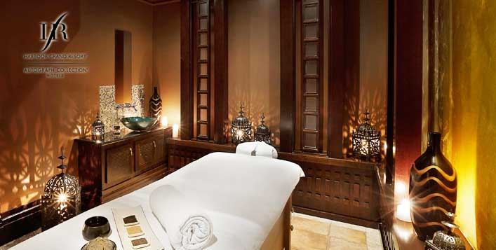 Exclusive Spa Packages @Habtoor Grand Resort