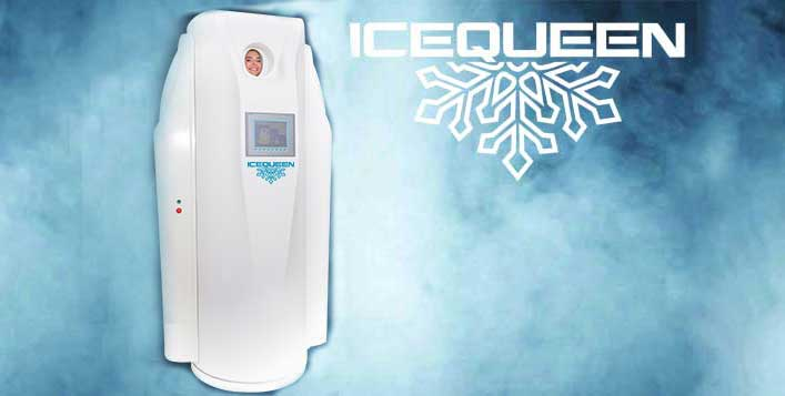 Grand Cryo Wellness - IceQueen, JLT