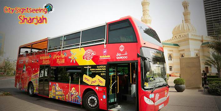 Sharjah City Sightseeing Bus Tour