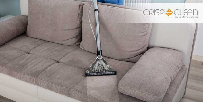 Up to 4 Seater sofa cleaning across Dubai!