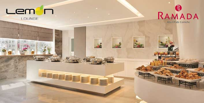 Lunch or Dinner Buffet @Ramada Corniche Hotel