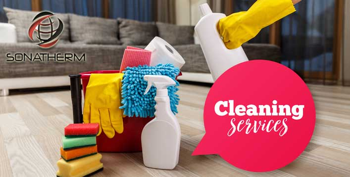House Cleaning Services by Sonatherm