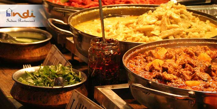 Indo-Arabic Friday Brunch Buffet