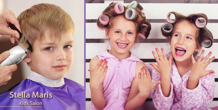 Stella Maris Kids Salon, Karama