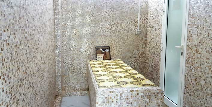 Mani-pedi, Hammam and choice of facial