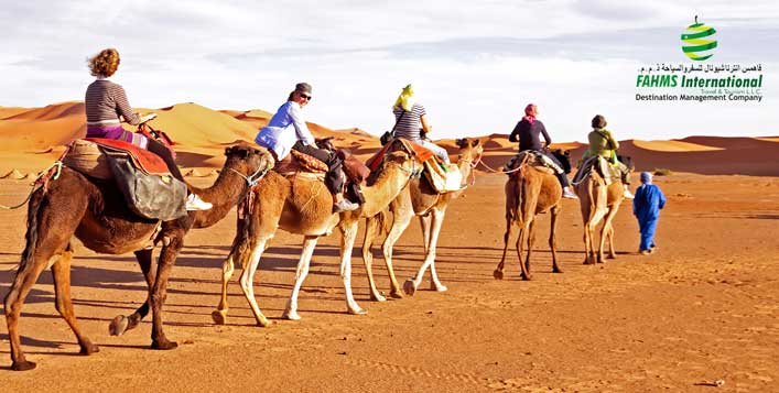 Choice of red or white dunes experience