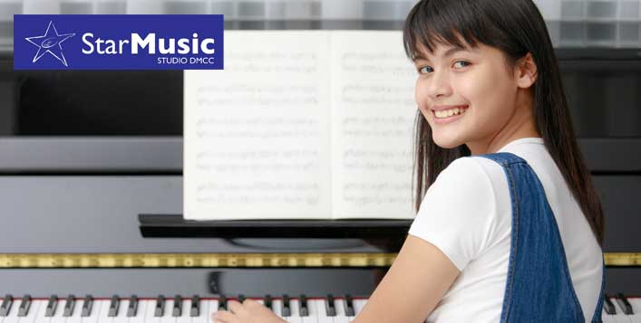 Piano, guitar, drums & vocal lessons