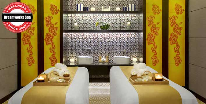Dreamworks Spa Balinese Treatment or Facial