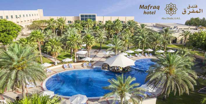 Al Mafraq Hotel Stay Packages