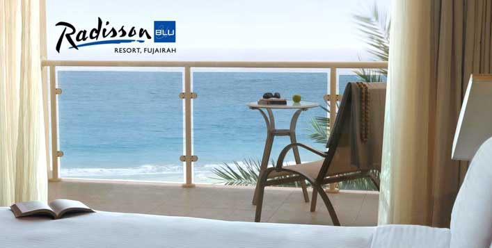 5* Radisson Blu Fujairah Staycation Packages