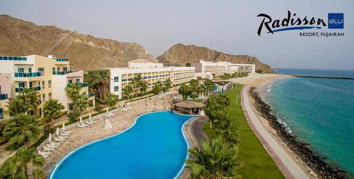 All Inclusive Stay at Radisson Blu Fujairah