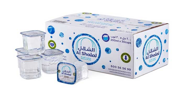 Al Shalal Pure Drinking Water&Tarahum Charity