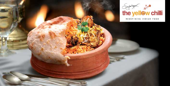 The Yellow Chilli By Sanjeev Kapoor Iftar