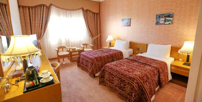 Room or half board stay with optional spa
