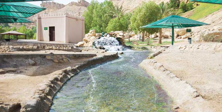 1 or 2-Night stay with Al Ain Zoo tickets