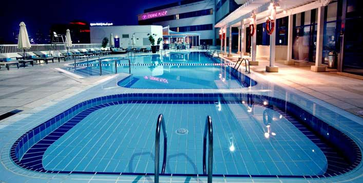 Gym, pool & spa access for men and women