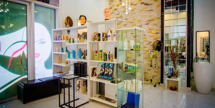 Hair spa, hammam & more at Get Glow Salon