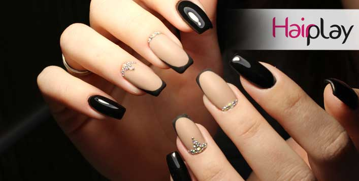 Optional gel manicure, gel overlay and more