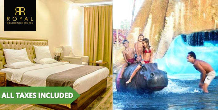 Hotel Royal Residence Playcation Packages