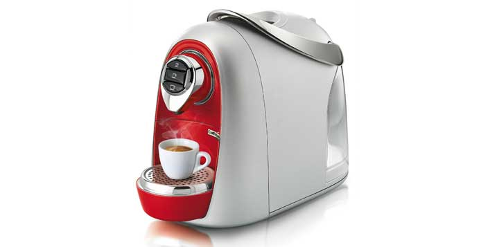 Caffitaly Coffee Machine + Free Delivery