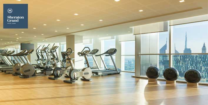 Gym, Spa & Pool Access + Optional Spa Voucher