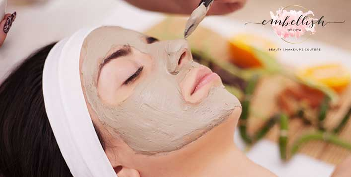 Embellish by Diya Facial Treatment