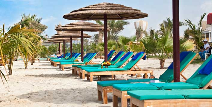 Sahara Beach Resort & Spa, Sharjah