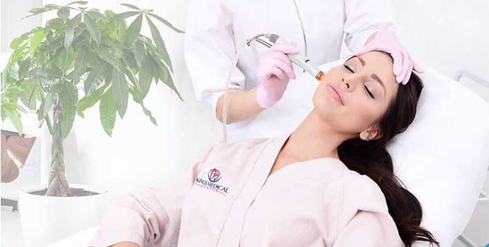Anti-aging, skin whitening or acne treatment