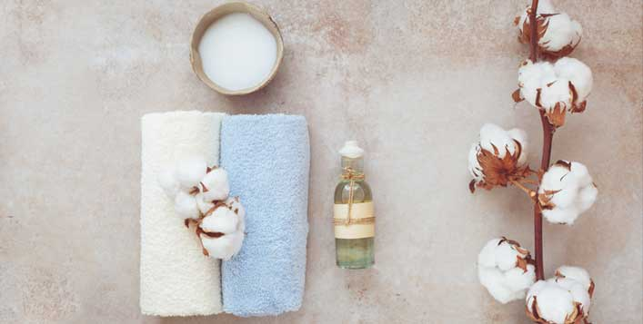 Hammam, optional relaxation or body scrub