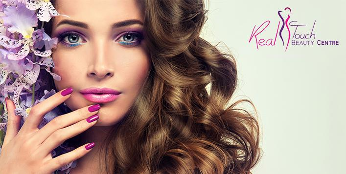 Spa, blow dry, colour & more