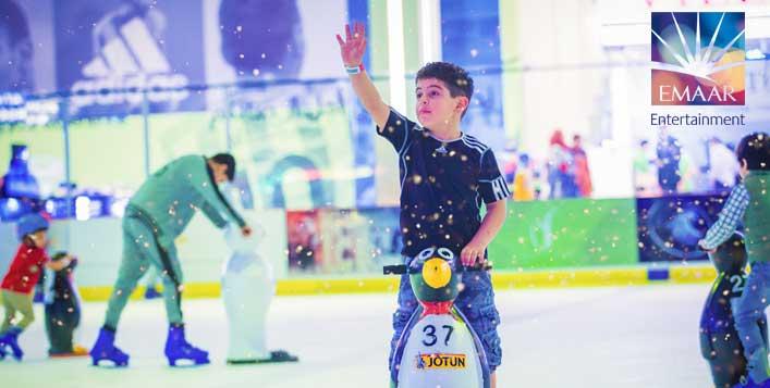1 or 2 Week Summer Camp at The Dubai Mall