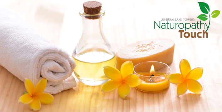 Valid at 2 branches of Naturopathy Touch