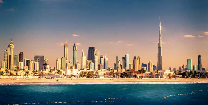 5-hour Dubai city tour with transportation!