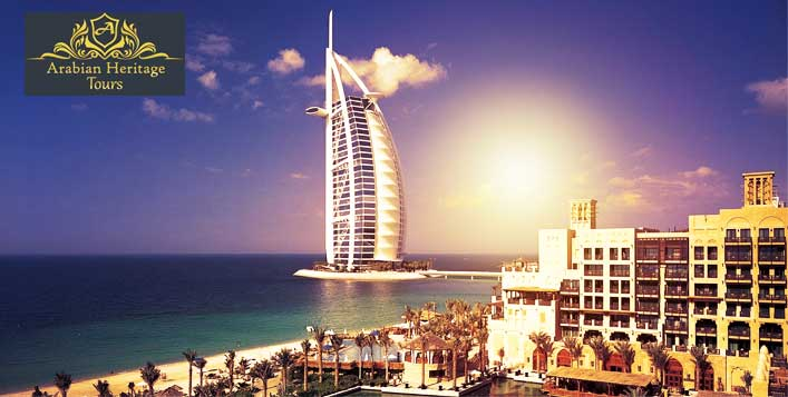Visit Jumeirah Beach, Burj Al Arab and more!