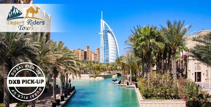 Dubai City Tour + Centralised Transportation