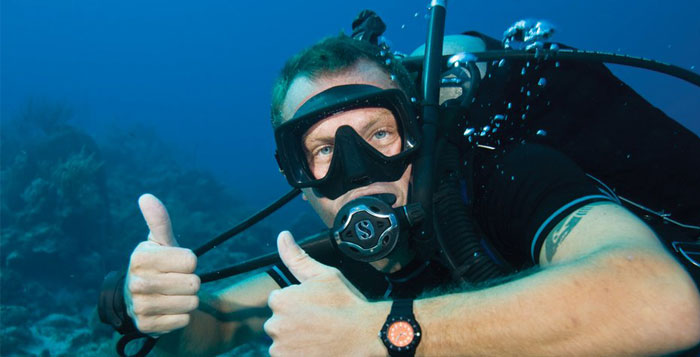 2-Hour dive with unlimited photos & videos