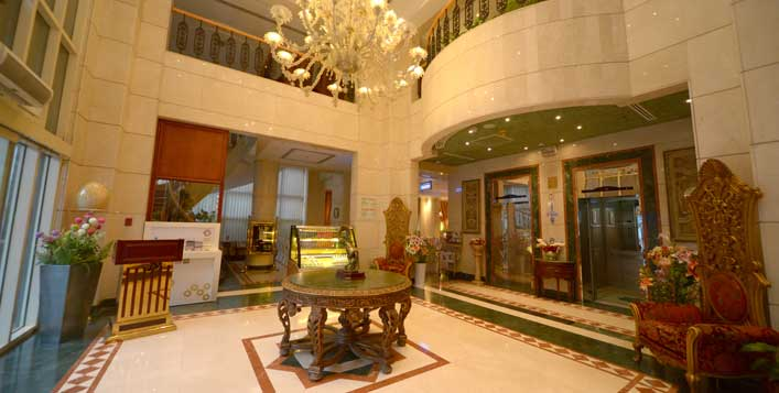 Daily at Nejoum Al Emarate Hotel, Sharjah