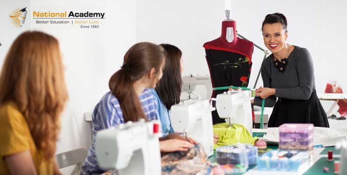 Fashion Design Course at National Academy