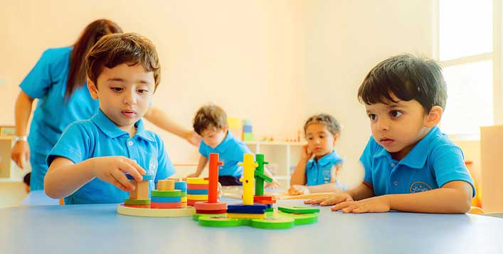 Bright Kids Nursery School fees discount