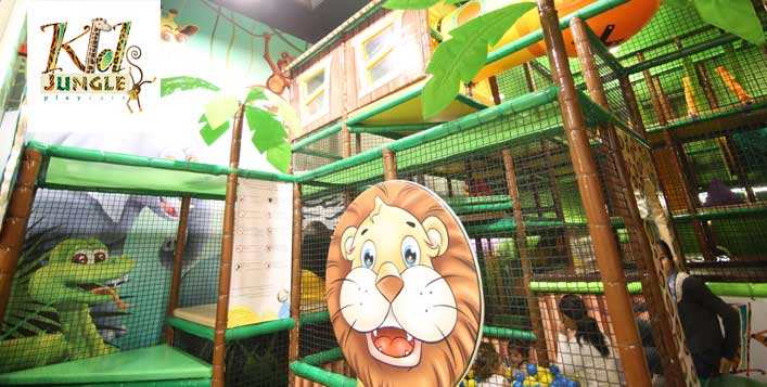 Kids Jungle Soft Play Admissions