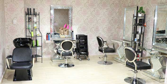 Daily at Rich Flowers Ladies Beauty Centre