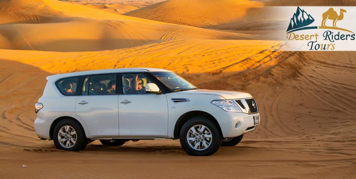 Options of Overnight or Morning desert safari