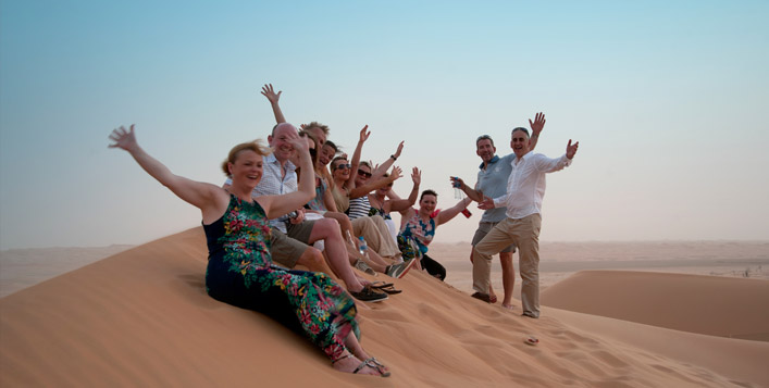Camel trekking, activities and more!