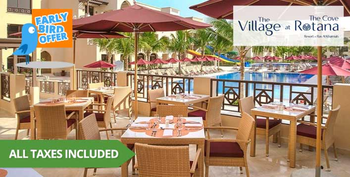 The Village, The Cove Rotana Resort RAK