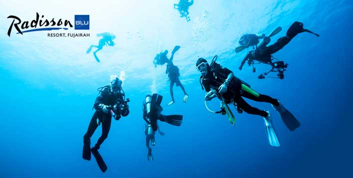 5* Radisson Blu Fujairah Stay & Dive Packages