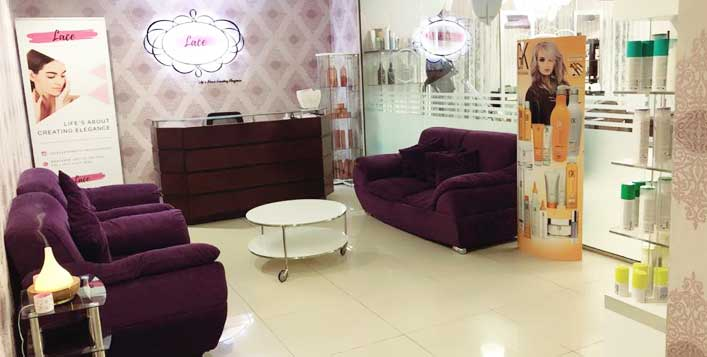 Daily at Lace Ladies Beauty Salon