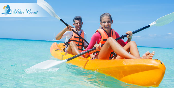 Go out and explore great water activities!