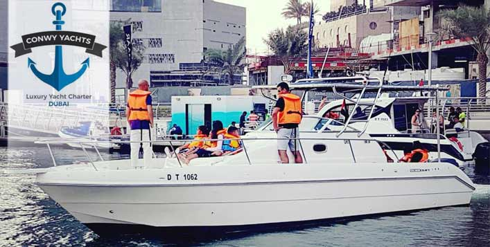 3-Hour fishing at Dubai Marina