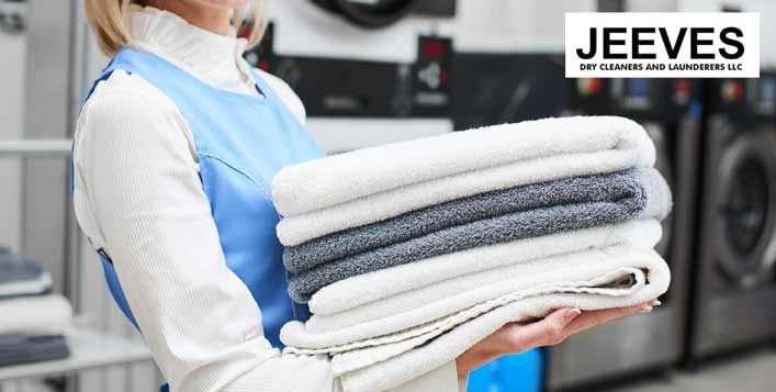 Jeeves Dry Cleaners & Launderers